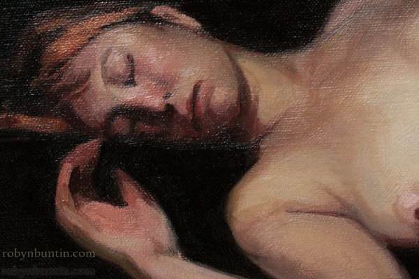 Dreamer by William Zwick (Hawaiian Painting/Drawing)
