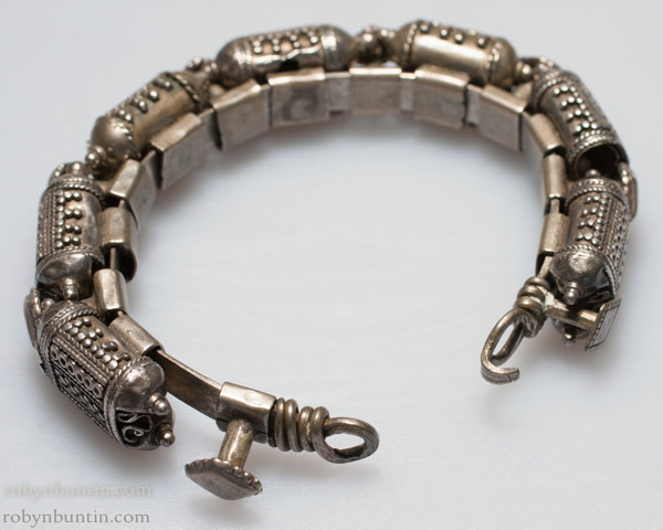 Himalayan Tribal Bracelet by Anonymous (Tibetan & Himalayan Jewelry)