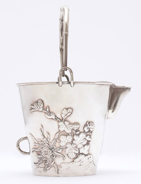 Silver Martini Mixer by Anonymous (Japanese Functional Object)