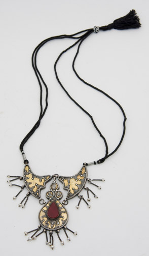 Afghani Necklace by Anonymous (Tibetan & Himalayan Jewelry)