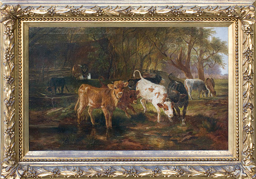 Pastoral by Anonymous (European Painting/Drawing)